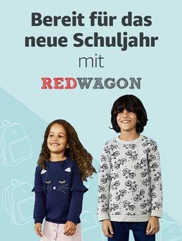 Bereit für das neue Schuljahr mit Red Wagon