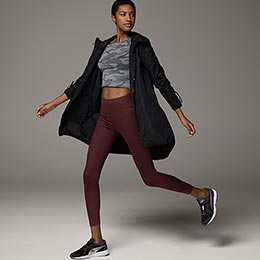 Sportbekleidung für Damen