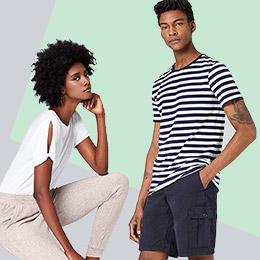 Sparen Sie bei Fashion mit unseren Amazon-Marken