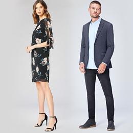 Mode für jede Gelegenheit für die ganze Familie