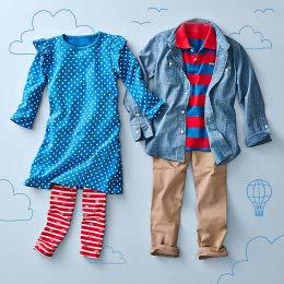 Fun-Kleidung, tolle Preise. LOOK by crewcuts shoppen