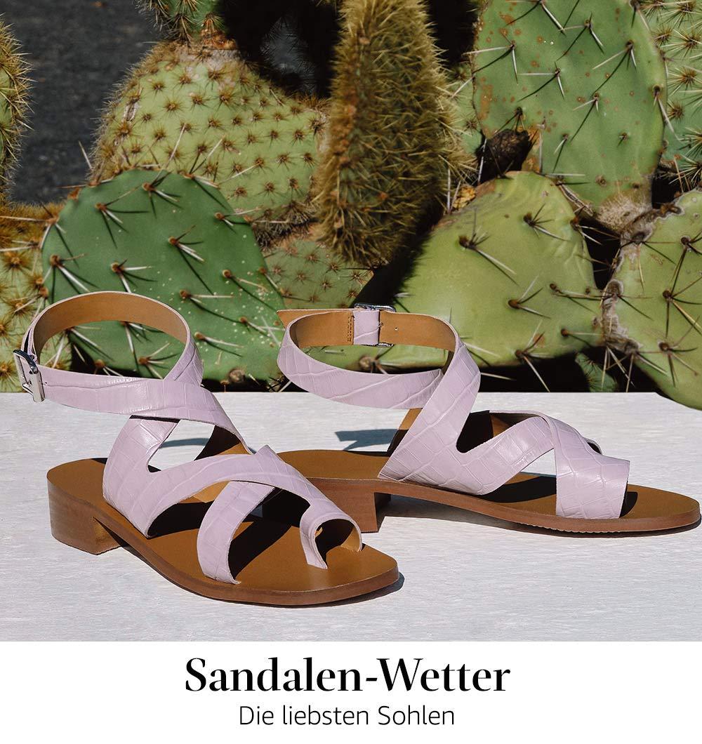 Sandalen-Wetter