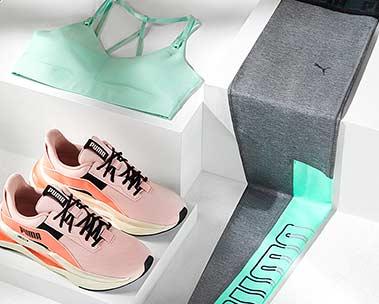 Damen-Edition: für Fitness-Fans
