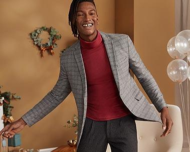 Mode für Herren