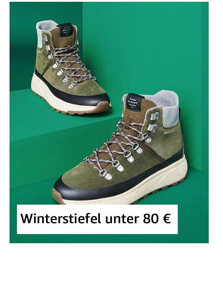 Winterstiefel unter 80 €