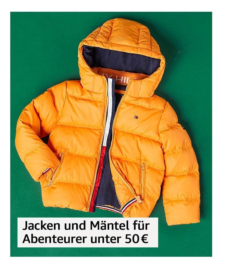 Jacken und Mäntel für Abenteurer unter 50 €