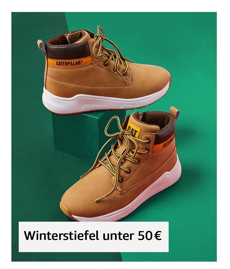 Winterstiefel unter 50 €