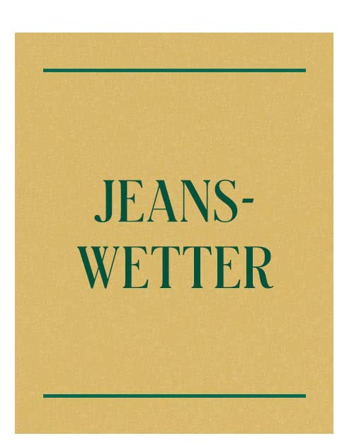 Jeanswetter