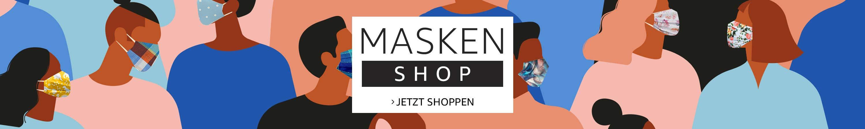 Masken Shop: jetzt entdecken