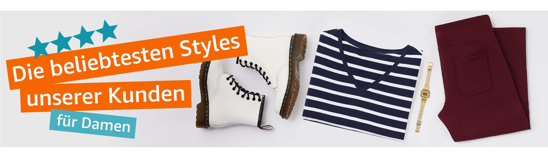 Die beliebtesten Styles unserer Kunden für Damen