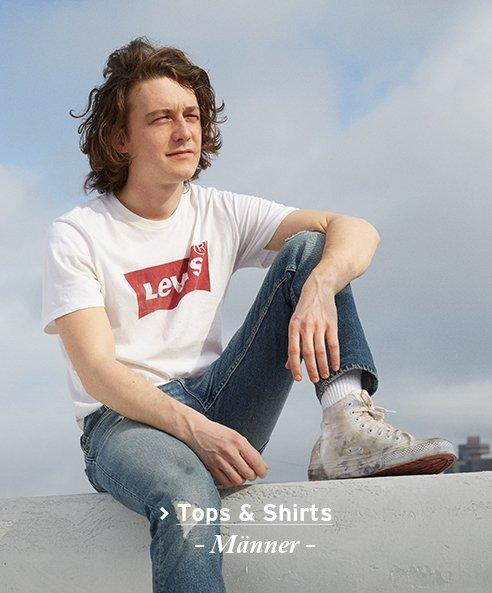 Top & Shirts Männer
