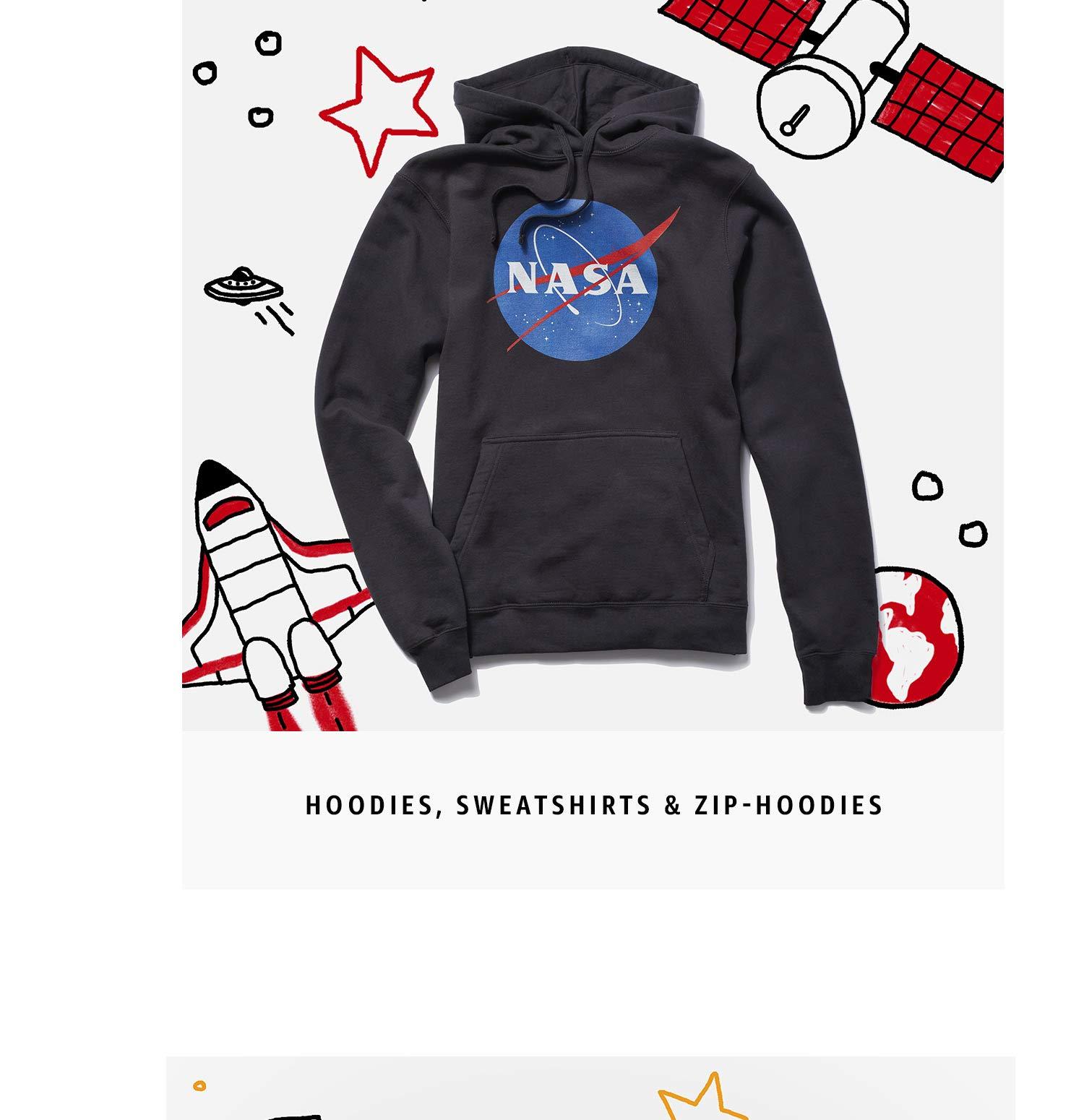 Hoodies, Sweatshirts & Zip-Hoodies