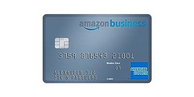 Amazon Business Amex Card
