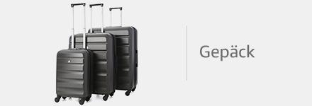 Gepäck aus den USA im Global Store