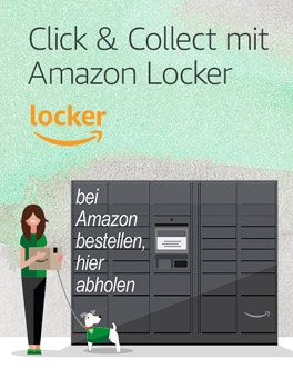 Click and Collect mit Amazon Locker