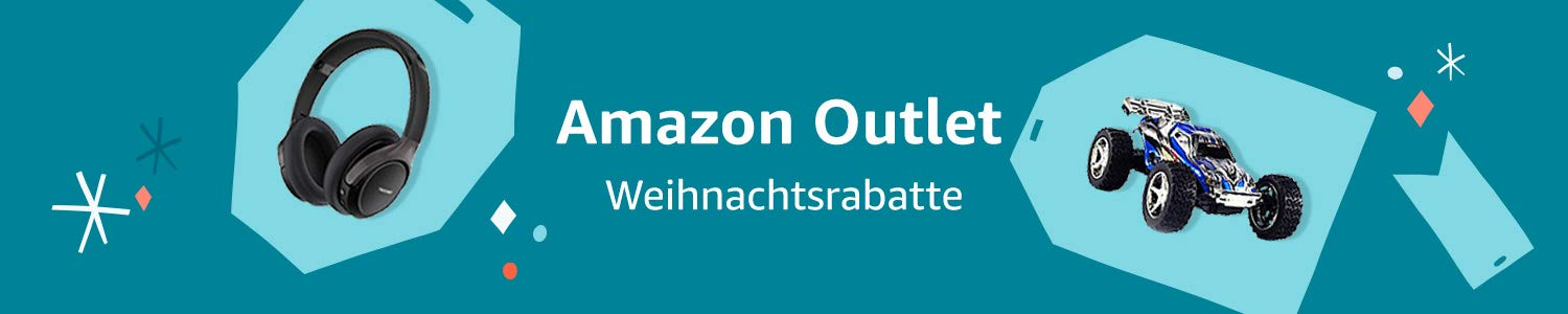 Amazon Outlet: Weihnachtsrabatte