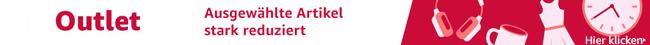 Outlet: Ausgewählte Artikel stark reduziert