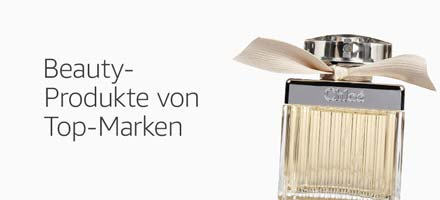 Beauty-Produkte von Top-Marken