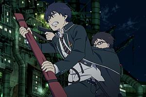 Blue Exorcist06