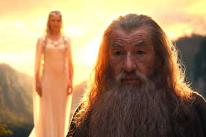 Die Hobbit Trilogie [3 DVDs]: Amazon.de: Sir Ian McKellen