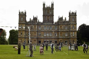 Downton Abbey 01