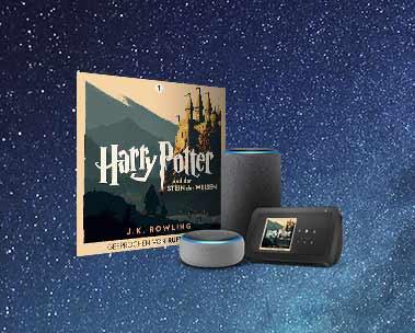 Harry Potter von J. K. Rowling