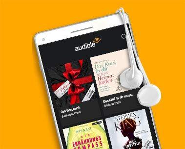 Spezialangebot: 6 Monate Audible zum halben Preis