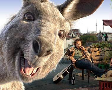 Das Känguru-Sammelsurium: Bis zum 30.04. gratis herunterladen