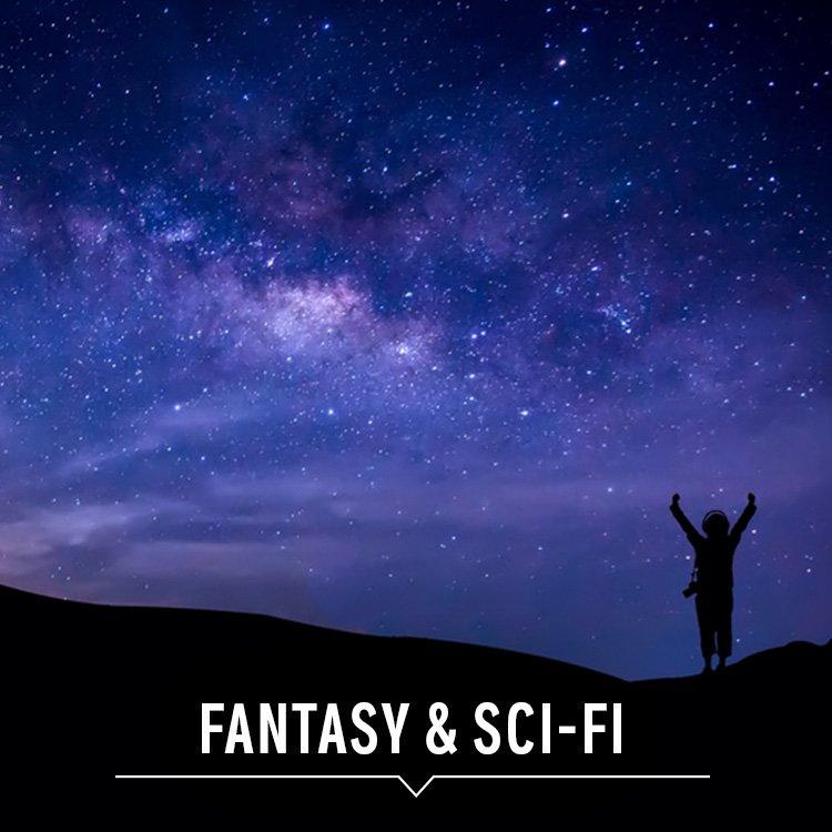 Fantasy und Sci-Fi