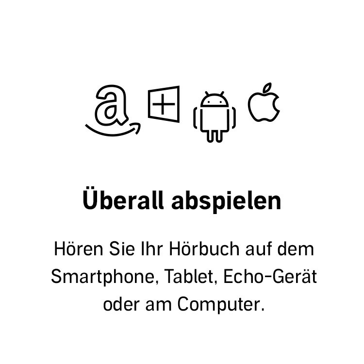 Auf dem Smartphone, Tablet, Echo-Gerät oder am Computer abspielen