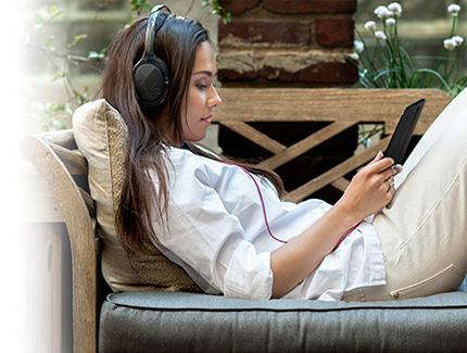 Hören beim Lesen