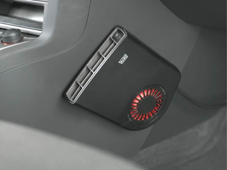 7042284300561 2 - Dometic A430056 WarmUp TERMINI II 1400 Schuko Innenraumheizung für Personenkraftwagen, 1400 Watt -