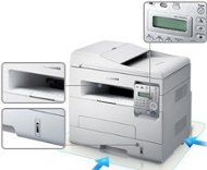 Ein Drucker mit Intelligenz und Schönheit