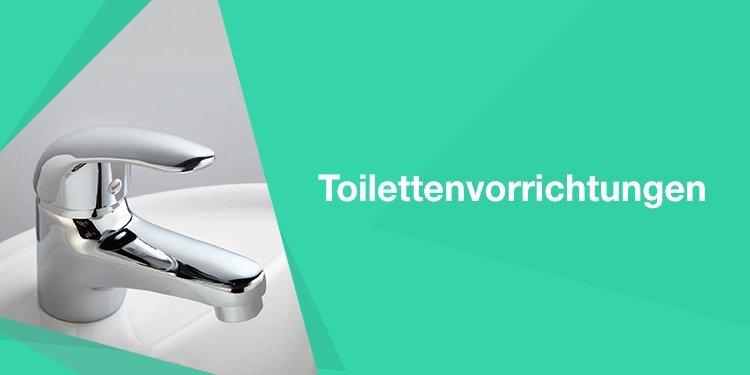 Toilettenvorrichtungen