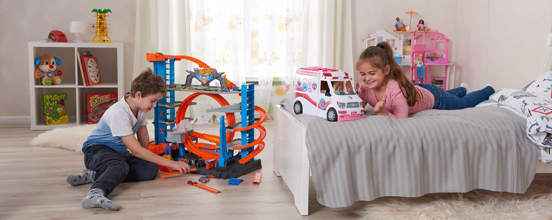 Die 100 beliebtesten Spielzeuge