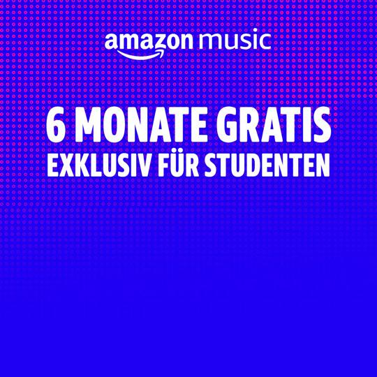 6 Monate gratis exklusiv für Studenten