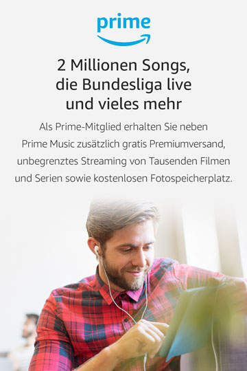 Prime Music Prime