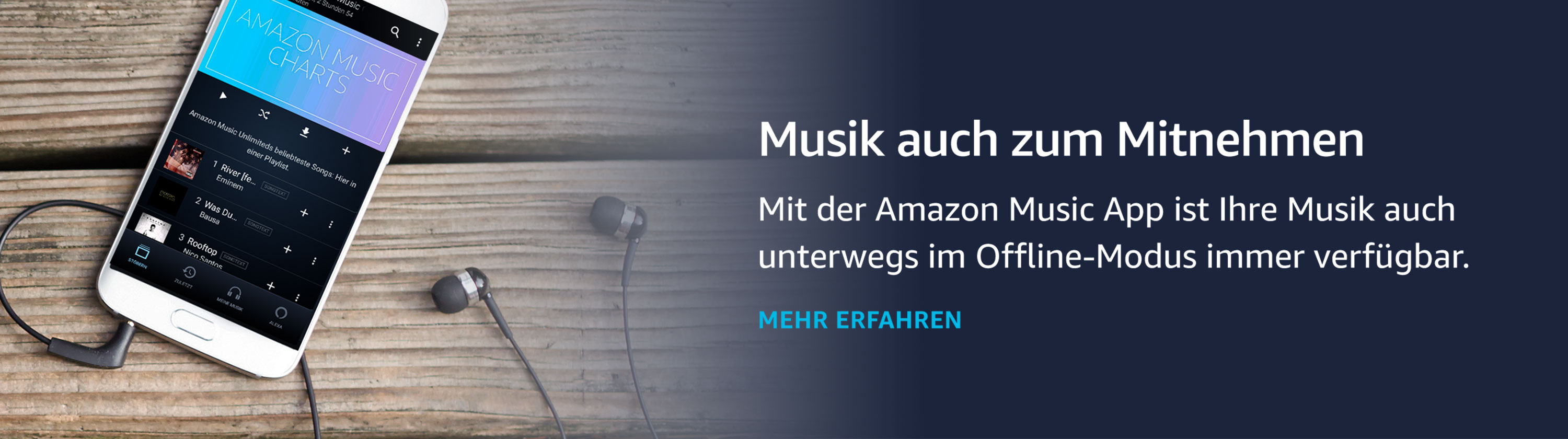 amazon music unlimited aktionscode