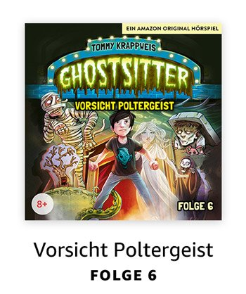 Ghostsitter Folge 6: Vorsicht Poltergeist