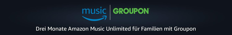 amazon music unlimited family gutschein