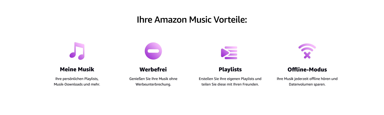 Amazon Music App Meine Musik Immer Dabei
