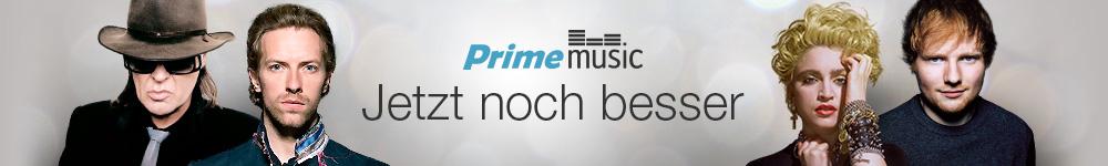 Neu in Prime Music