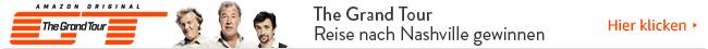 Prime Music: The Grand Tour Gewinnspiel