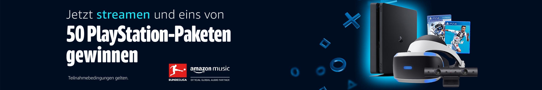 Bundesliga live bei Amazon Music