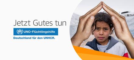 Weltflüchtlingstag: Jetzt Gutes tun - für die UNO Flüchtlingshilfe bei AmazonSmile