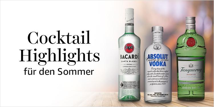 Cocktail Highlights für den Sommer
