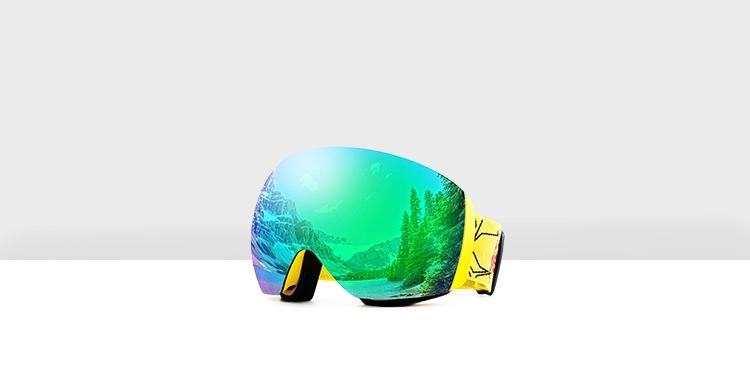 Ski- & Snowboardbrillen
