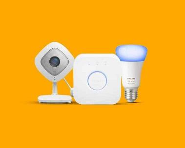 Bis zu -40% auf ausgewählte Smart-Home-Produkte