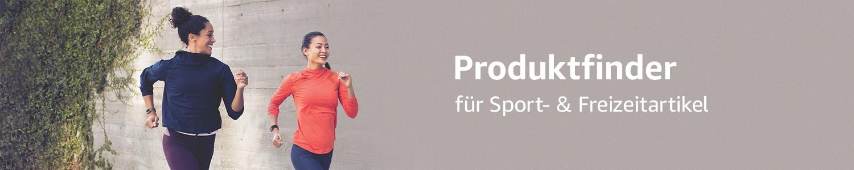 Produktfinder für Sport & Freizeitartikel