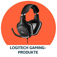 Black Friday Woche - Logitech Gaming-Produkte